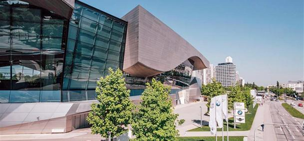 Musée BMW et BMW Welt