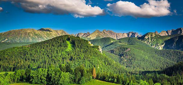Massif des Hautes Tatras