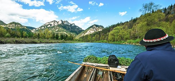 Gorges de Dunajec