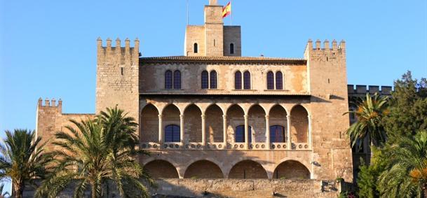 Palais Royal de l'Almudaina - Majorque