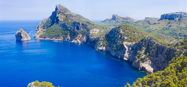 Cap de Formentor - Majorque