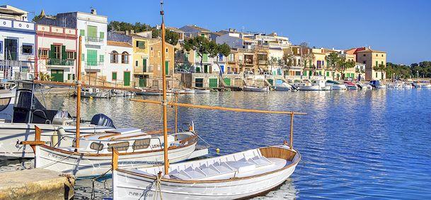 Portocolom - Majorque