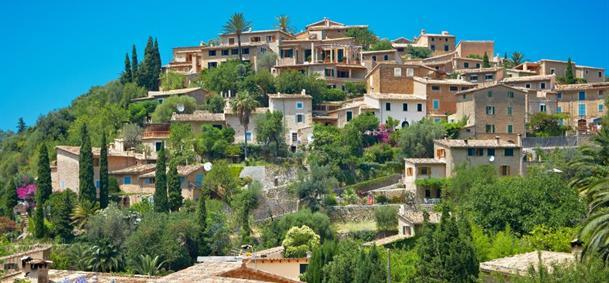 Deia - Majorque