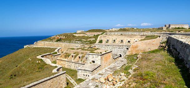 Mola de Menorca - Minorque