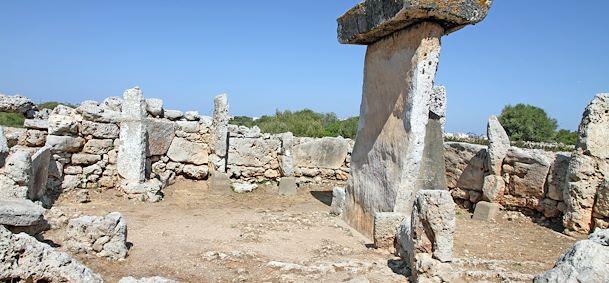 Village talayotique de Trepuco - Minorque