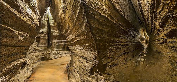 Cova des Coloms - Minorque