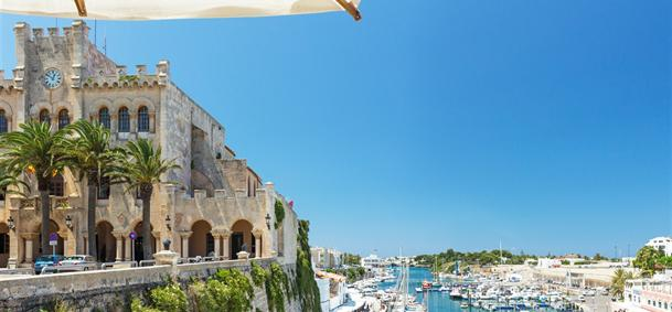 Ciutadella - Minorque