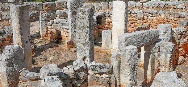 Torre d'En Galmes - Minorque