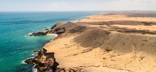 La péninsule de Guajira