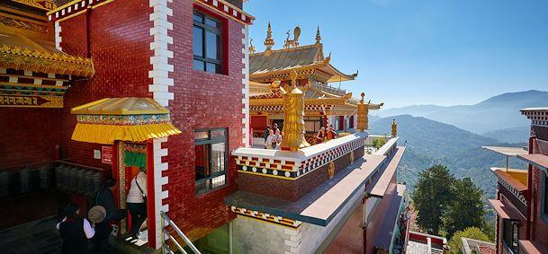 Monastère de Namo bouddha