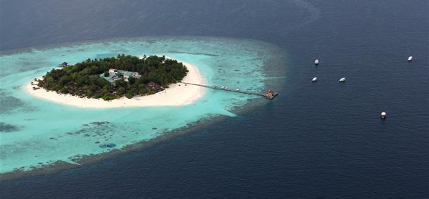 Archipel des Maldives
