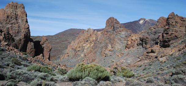 Parc national du Teide - Tenerife