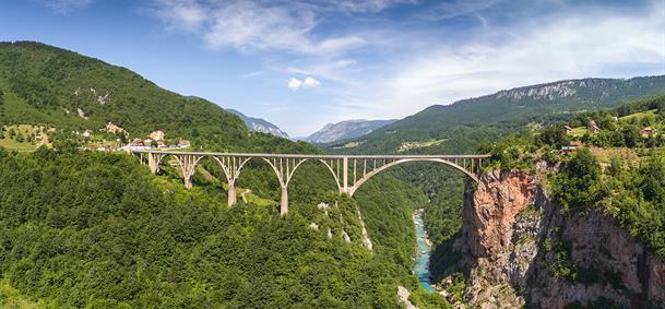 Pont de Ðurdevica Tara
