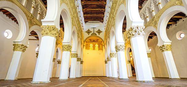 Synagogues de Tolède