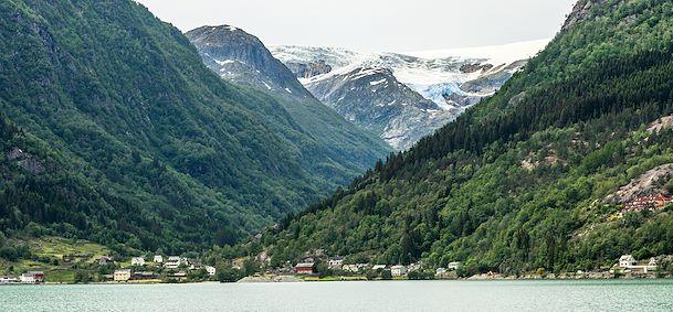 Glacier Folgefonna