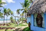 La route des cocotiers et coraux - Brésil -