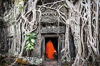 Grande Muraille et temples khmers - Chine -