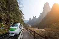 Un train pour l'empire du Milieu - Chine -