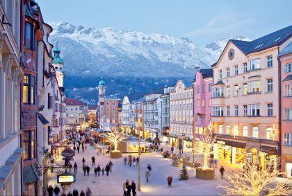 Innsbruck - Autriche - Christoph Lackner / Innsbruck Tourism