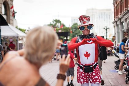 Parliament Hill - Ottawa - Ontario - Commission canadienne du tourisme