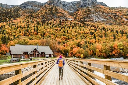 Parc national des Hautes-Gorges-de-la-Rivière-Malbaie - Canada - Maridav/Stock.adobe.com