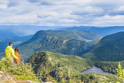 Mont Chic-Chocs - Parc national de la Gaspésie - Canada - Steve Deschênes/Quebec Original