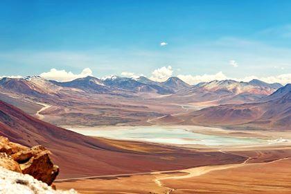 Désert d'Atacama - Région d'Antofagasta - Chili - Lukas/stock.adobe.com