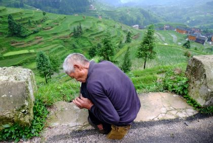 Rizières Pang Han - Province du Guangxi - Chine - Maryline Goustiaux