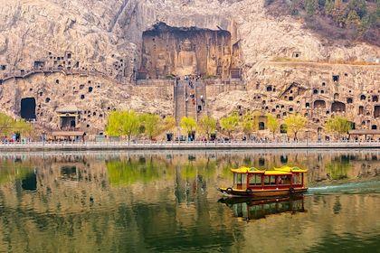 Grottes de Longmen - Luoyang - Province du Henan - Chine - Platongkoh55 / fotolia.com