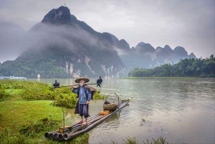 La rivière Yulong - Province du Guangxi - Chine - SeanPavonePhoto/fotolia.com