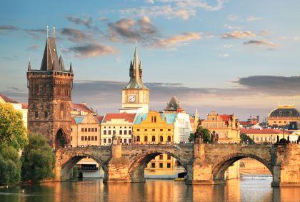 Le pont Charles - Prague - République Tchèque - TTstudio/fotolia.com