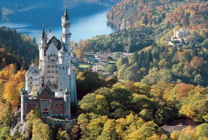 Château de Neuschwanstein - Bavière - Allemagne - Hans Peter Merten / German National Tourist Board OT