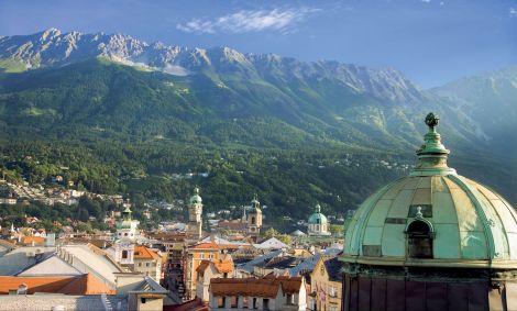Innsbrück - Autriche - Lackner / Zimmermann / TVB Innsbruck OT