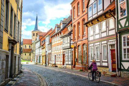 Quedlinburg - Allemagne - jon_chica / fotolia.com