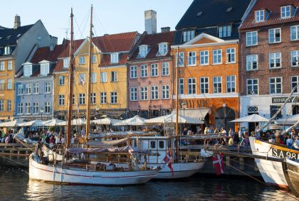Quai de Nyhavn - Copenhague - Hovedstaden - Danemark - Kim Wyon/VisitDenmark