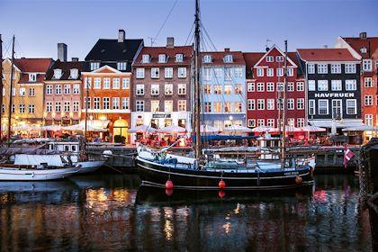 Nyhavn - Copenhague - Danemark - Kim Wyon/VisitDenmark