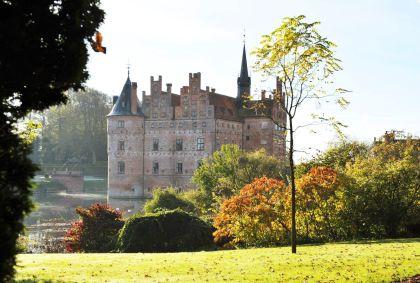 Château d'Egeskov - Svendborg - Île de la Fionie - Danemark - Château d'Egeskov