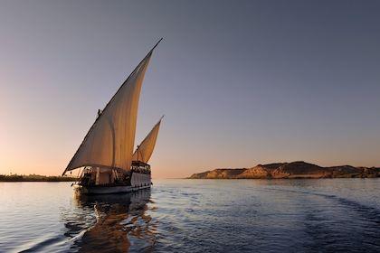 La Flâneuse du Nil - Egypte - Manuel Zublena