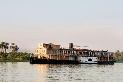 Steam Ship Sudan - Egypte - Véronique Mati