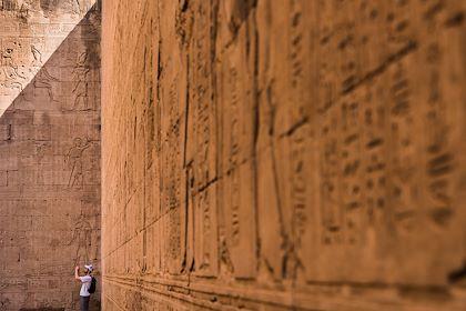 Le Temple d'Horus - Edfou - Égypte - Milan Szypura/Haytham-REA/Comptoir des Voyages