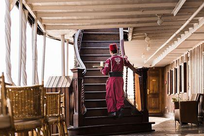 Croisière sur le Nil de Louxor à Assouan à bord du Steam Ship Sudan - Égypte - Milan Szypura/Haytham-REA/Comptoir des Voyages