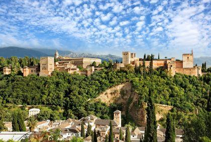 Alhambra - Grenade - Espagne - fotobeam.de / Fotolia.com