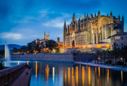 Palma de Majorque - Iles Baléares - Espagne - hardyuno/Fotolia