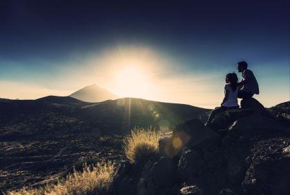Parc national de Teide - Ile de Tenerife - Îles Canaries - Espagne - Turismo de Tenerife