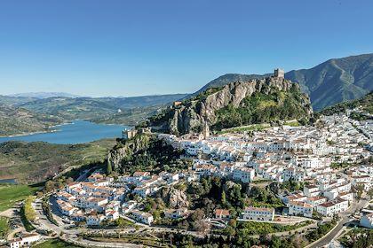 Zahara de la Sierra - Province de Cadix - Espagne - tamas - stock.adobe.com