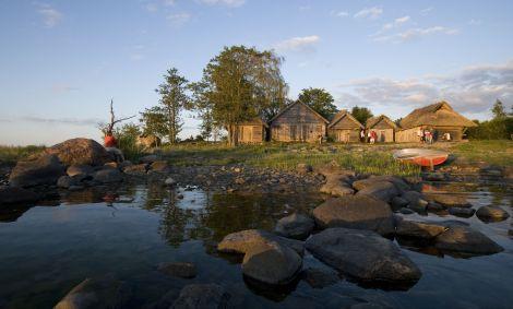 Parc National Lahemaa - Altja - Estonie - Toomas tuul / Visitestonia