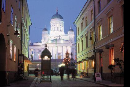 Finlandia house - Helsinki - Finlande - Tallink Silja