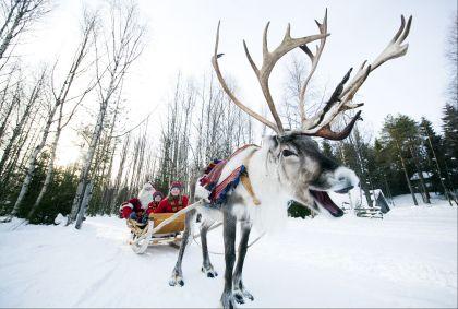 Laponie - Finlande - Visitfinland
