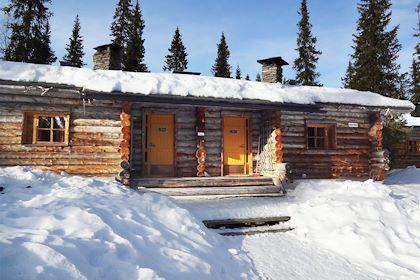 Lapland Hotel Luostotunturi - Luosto - Finlande - Justine Jean-Louis
