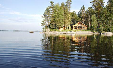 Paysage de Carélie - Finlande - VisitFinland